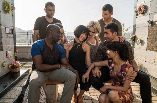 L'annulation de Sense8, la stratégie de Netflix et la détresse des fans