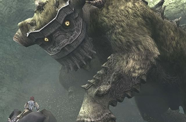 Le jeu épique et poétique Shadow of the Colossus fait son grand retour!