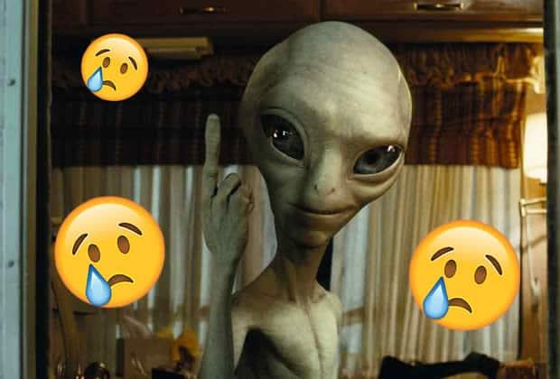 Les aliens n'ont rien à voir avec le signal «Wow!» et je ne suis que tristesse