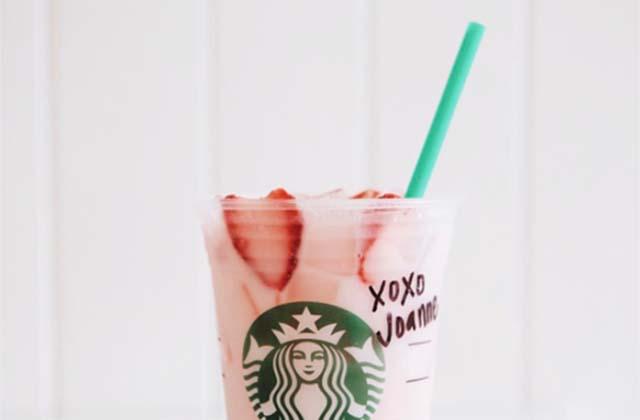 Lady Gaga collabore avec Starbucks pour la bonne cause