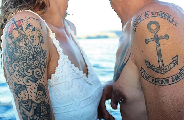Participe à #Jeudink, le rendez-vous tatouage de madmoiZelle sur Instagram!