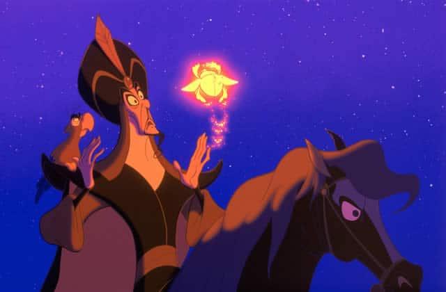 Aladdin en «live action» a trouvé son Jafar et Internet s'enflamme