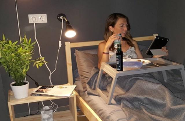 Un bar à sieste existe désormais en Espagne, pour rejoindre les bras de Morphée entre midi et deux!