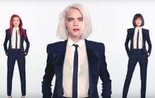 Cara Delevingne dévoile un joli grain de voix dans son premier clip « I feel everything »