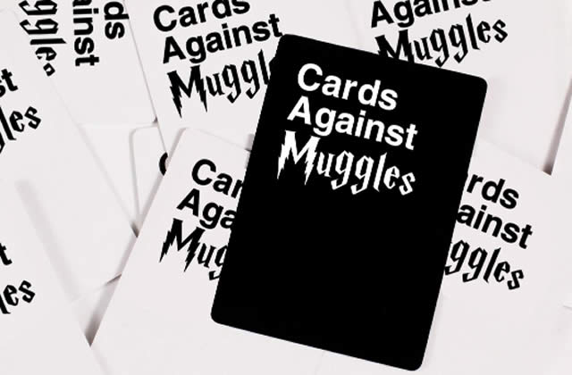 Cards Against Muggles : le Cards Against Humanity Harry Potter que Poudlard attendait