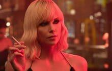5raisons d'aller voir Atomic Blonde au cinéma le 16août