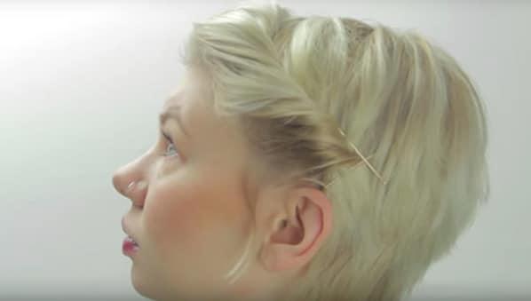 Cheveux Courts Qui Repoussent Idées Pour Savoir Comment