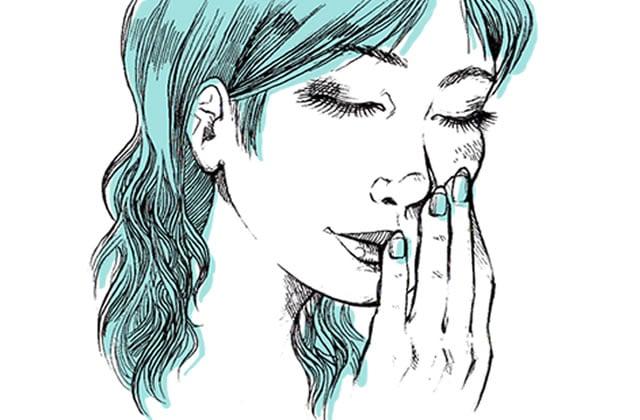 Les lectrices de madmoiZelle et l'hydratation de la peau, une belle enquête en images !