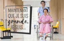 Mathilde, infirmière en psychiatrie, nous raconte son quotidien fait d'empathie et de soins
