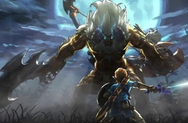 EN LIVE — On explore l'extension de Zelda Breath of the Wild, ce soir à 20h !
