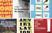 Sept livres à lire avant d'aller voir leur adaptation ciné en 2018