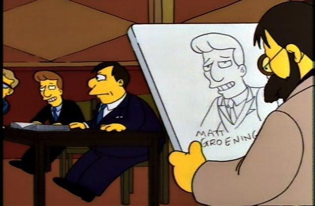 Matt Groening, le papa des Simpson, lance une nouvelle série sur Netflix!