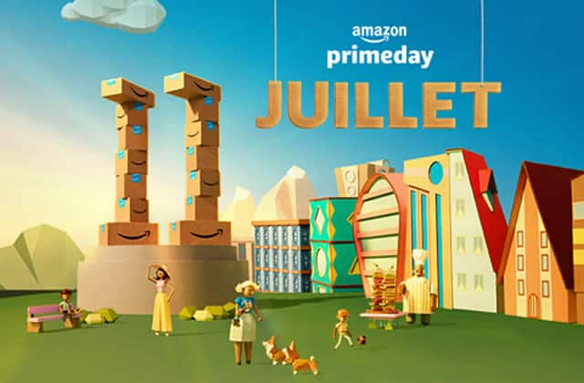 Amazon Prime Day débute ce soir à 18h