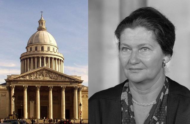 Simone et Antoine Veil reposeront ensemble au Panthéon
