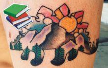 Laissez vos tatouages inspirer vos prochaines lectures!