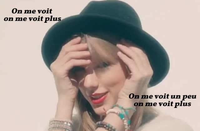 Est-ce que Taylor Swift s'est cachée dans une malle pour sortir de chez elle ?