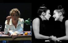 Trois comédiennes de talent à découvrir en deux spectacles originaux, présentés à Avignon