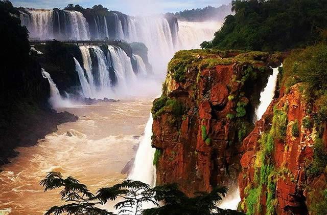 Notre voyage au Paraguay, un pays heureux —Carte postale