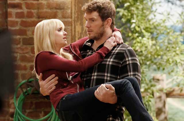 Chris Pratt et Anna Faris se séparent, j'arrête de croire en l'amour à Hollywood