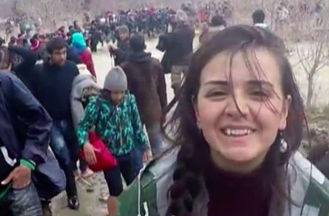 Rania, une Syrienne de 20 ans, filme sa fuite vers l'Europe dans un documentaire saisissant
