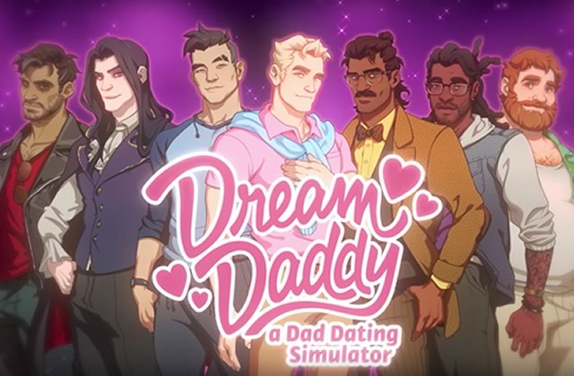 EN LIVE – On drague des papas sur Dream Daddy, ce mercredi 2 août à 20h !
