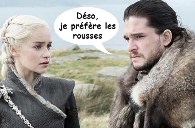 40 trucs débiles qui pourraient arriver dans Game of Thrones S07E07