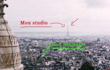 Journal (pas intime) d'une expat' stagiaire à Paris#1