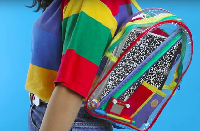 Sept lookbooks « Back To School » pour la rentrée 2017 dénichés sur YouTube