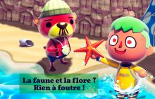 Quatre mauvaises habitudes qu'on prend quand on joue à Animal Crossing