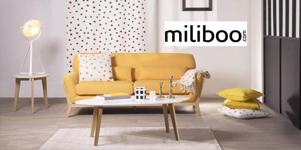 Miliboo est un site de vente en ligne de meubles et décorations à linspiration très naturelle bois matières nobles sans oublier design