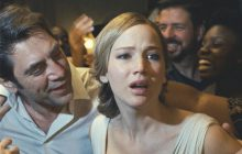 Jennifer Lawrence tremble dans un nouvel extrait de Mother!