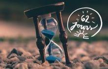 Passé, présent, futur: comment j'ai remis le temps dans l'ordre #62jours