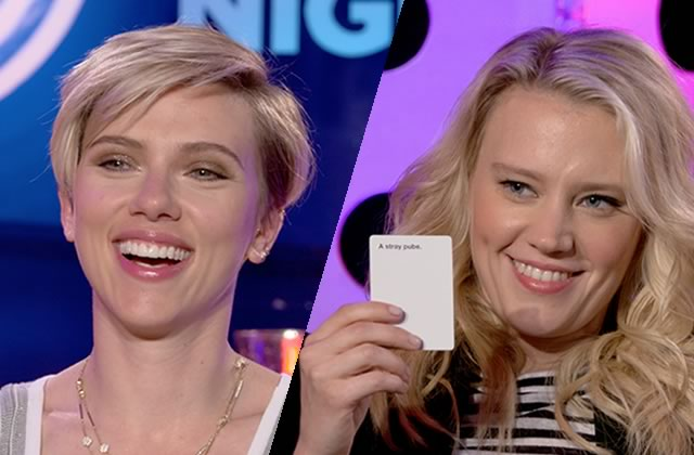 On a joué à Cards Against Humanity avec les actrices de #Pire soirée !