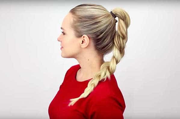 Coiffures Pour Cheveux Sales A Realiser Entre Deux Shampooings