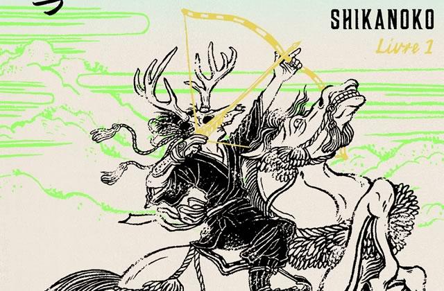 Shikanoko, une nouvelle saga à l'univers magique et politique