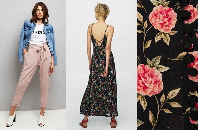 Des idées de tenues stylées pour celles qui ont envie de couvrir leurs gambettes en été