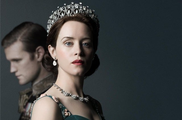 The Crown saison 2 est #DispoSurNetflix !