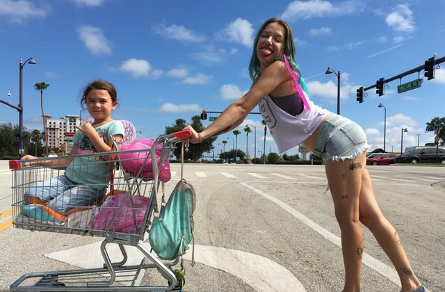 Le trailer poignant de The Florida Project va vous arracher une larme