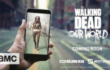 Bientôt un jeu mobile The Walking Dead aux airs de Pokémon Go ?