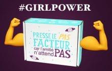Que se cachait-il donc dans la box «Girl Power» du mois d'août?