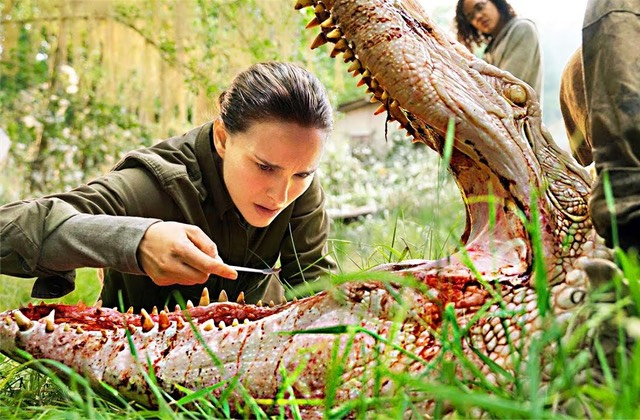 Annihilation, un thriller de science-fiction prometteur avec Natalie Portman