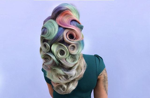 9 idées saisissantes de coiffures pour Halloween (et même après) !