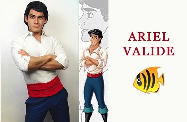 Un cosplayer se transforme en héros Disney et en met plein les yeux