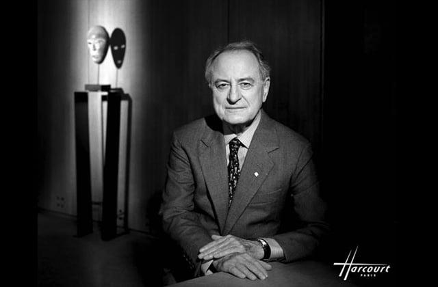 Pierre Bergé, ex-compagnon d'Yves Saint Laurent, est décédé