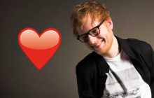 Ed Sheeran met de l'amour dans l'air avec Perfect, son nouveau single