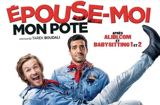 «Épouse-moi mon pote», une comédie française mêlant immigration et mariage pour tous