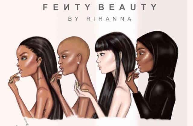 Fenty Beauty : Sananas ambassadrice pour Rihanna, bad buzz pour Séphora !