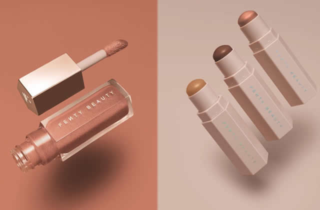 Découvre les produits Fenty Beauty, la marque de Rihanna enfin disponible  chez Sephora