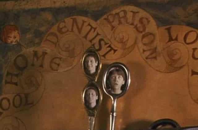 L'horloge des Weasley existe aussi chez les moldus!