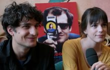 Louis Garrel et Stacy Martin parlent du Redoutable, un film drôlissime sur Jean-Luc Godard (+ Interview)